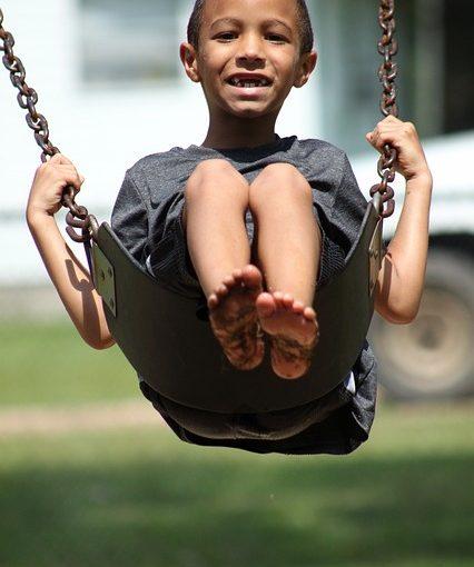 En sikker sommer for børnene