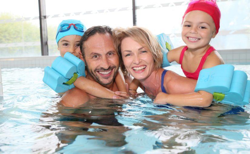 Giv børnene alle tiders badeferie i vandland