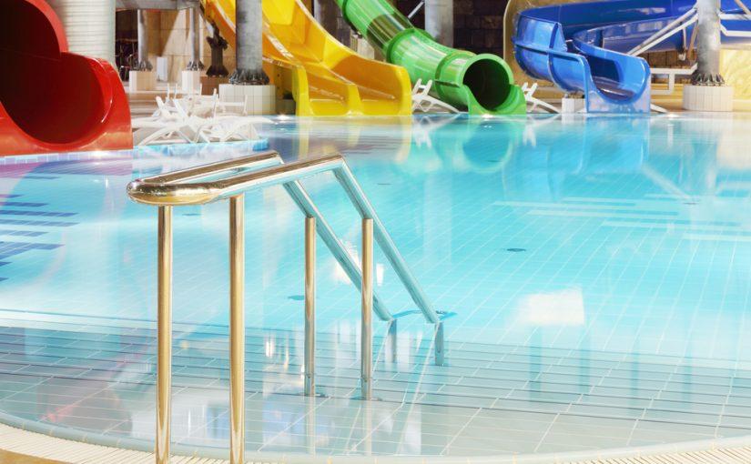 8 grunde til at tage med familien i badeland