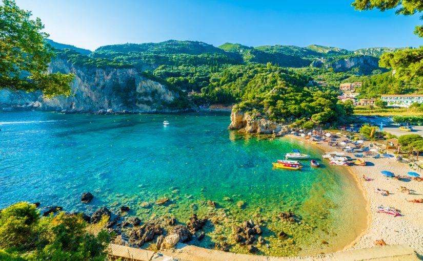 Grækenland er den ideelle destination til børneferien