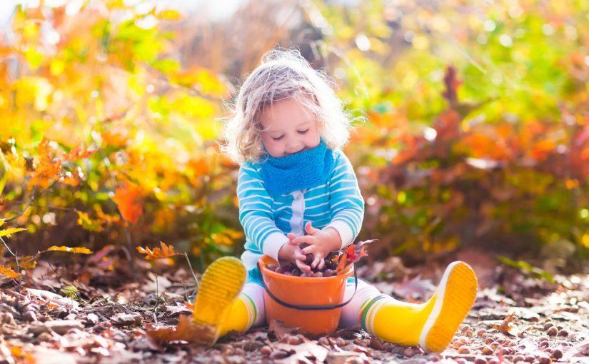 3 gode ideer til aktiviteter for børn i naturen