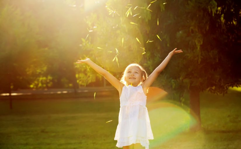 Guide: Tag dine børn med i haven